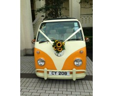 CO13 BRIDAL CAR DECORATION FOR CAR FRONT AND CAR HANDLES